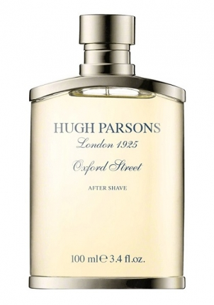 Hugh Parsons ⋅ Oxford Street ⋅ After Shave