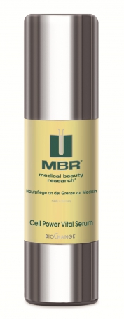 MBR ⋅ Medical Beauty Research ⋅ BioChange​ ⋅ Cell Power Vital Serum