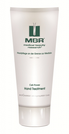 MBR ⋅ Medical Beauty Research ⋅ BioChange-BodyCare​ ⋅ Cell-Power Hand Treatment