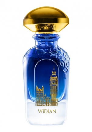 Widian ⋅ Sapphire Collection ⋅ London ⋅ Eau de Parfum