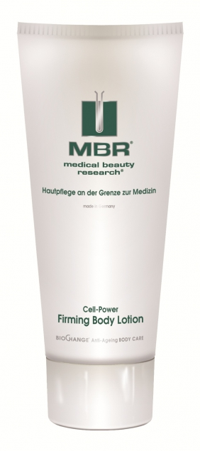 MBR ⋅ Medical Beauty Research ⋅ BioChange-BodyCare​ ⋅ Cell-Power Firming Body Lotion