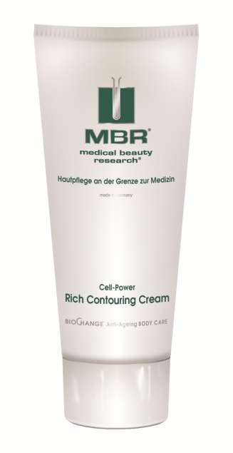 MBR ⋅ Medical Beauty Research ⋅ BioChange-BodyCare ⋅ Cell-Power Rich Contouring Cream