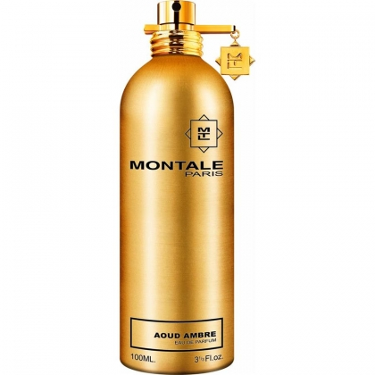 Montale ⋅ Around the Amber ⋅ Aoud Ambré ⋅ Eau de Parfum