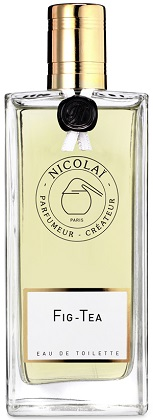Nicolai ⋅ Fig Tea ⋅ Eau de Toilette