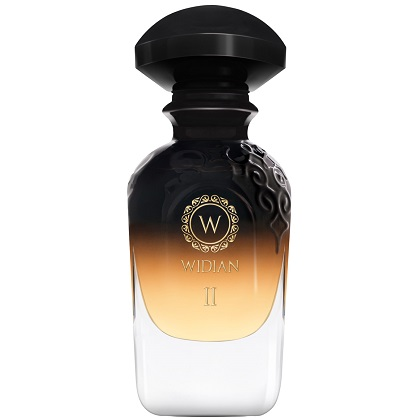 Widian ⋅ Black Collection ⋅ Black II ⋅ Eau de Parfum