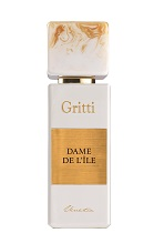 Gritti ⋅ Collection White ⋅ Dame de L'Île ⋅ Eau de Parfum