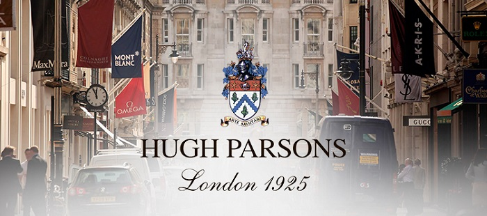 Hugh Parsons London