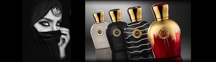 Moresque-Parfum-Collectionen